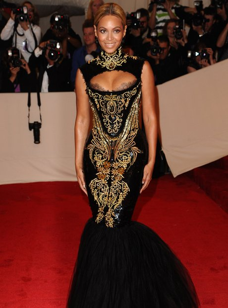 Beyonce Metropolitan Museum Costume Institute Bene