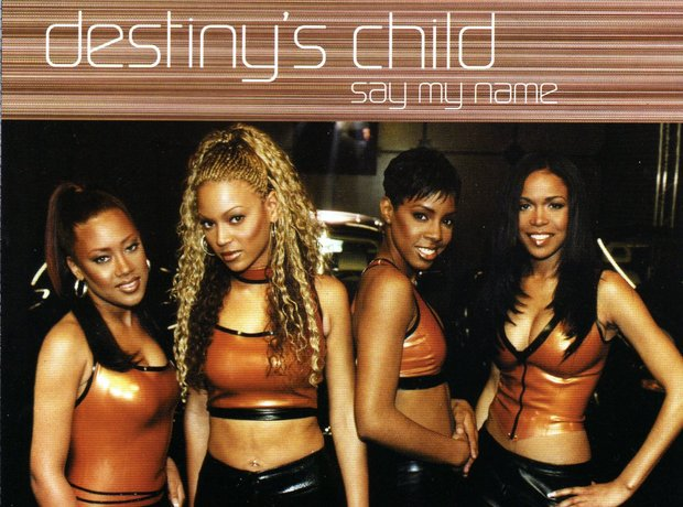 Destiny's Child Say My Name Single Cover