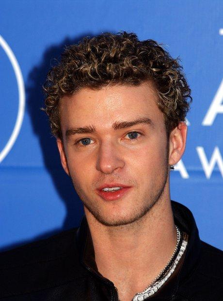 Justin Timberlake 2002