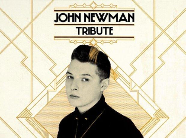John Newman Tribute Album Artwork