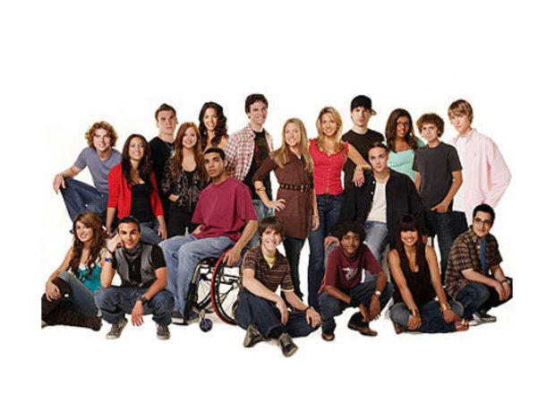 Degrassi: The Next Generation press photo