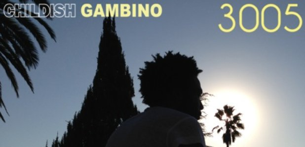 Childish Gambino 3005 artwork