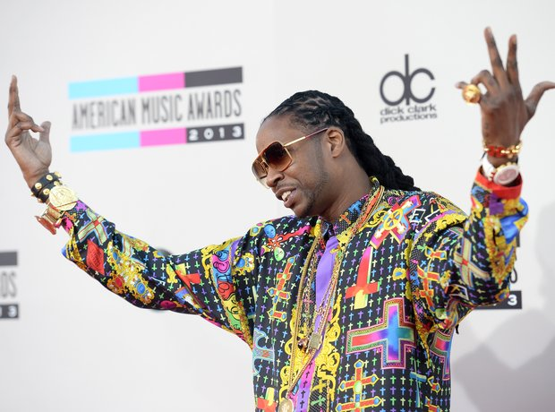2 Chainz American Music Awards 2013