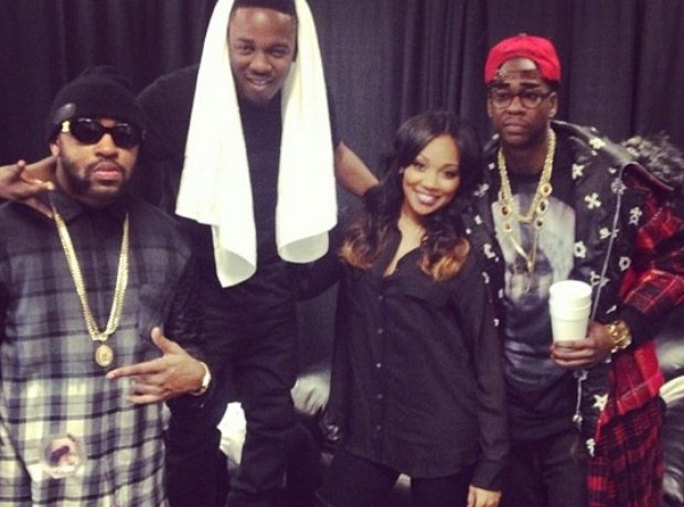 2 Chainz With Kendrick Lamar