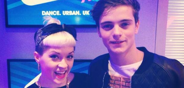Martin Garrix And Coco Cole