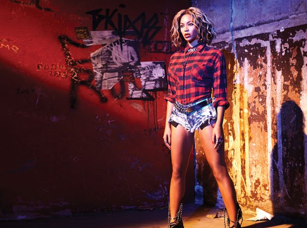 Beyonce promo pictures 2013