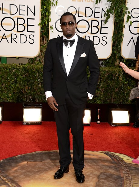 P Diddy golden globes 2014