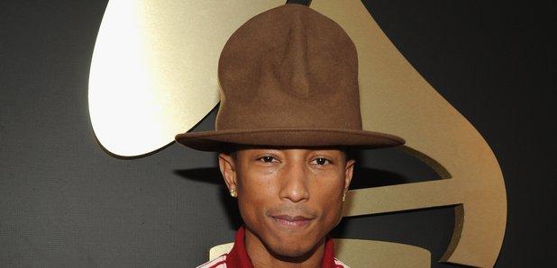 Pharrell Grammy Awards  2014
