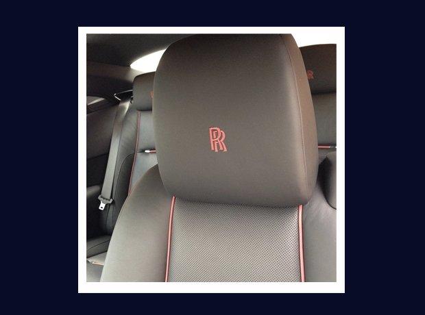 Rick Ross Instagram car interior