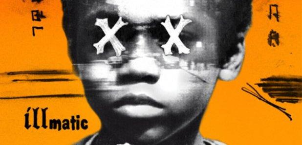 Nas new Illmatic artwork