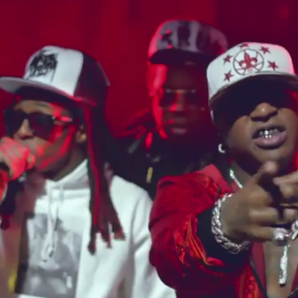 LIl Wayne, Birdman And Euro 'We Alright' video