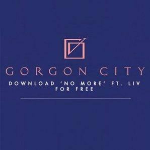 Gorgon City No More artwork