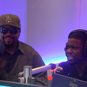 Ice Cube and Kevin Hart Capital XTRA interview