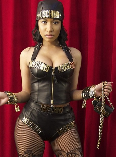 Nicki Minaj Senile video instagram