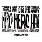 Three artists one song Converse