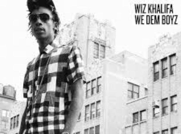 Wiz Khalifa – 'We Dem Boys (Hol up)'