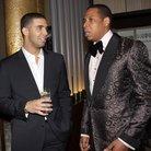 Drake and Jay-Z