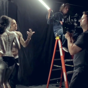 Kid Ink Main Chick video behind the scenes