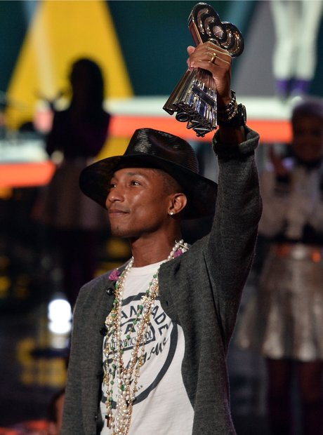 Pharrell iheartradio awards