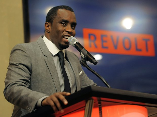 P Diddy Revolt TV