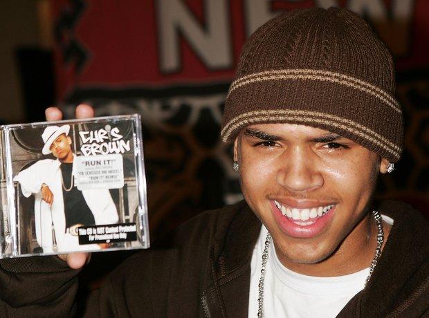 Chris Brown debut album