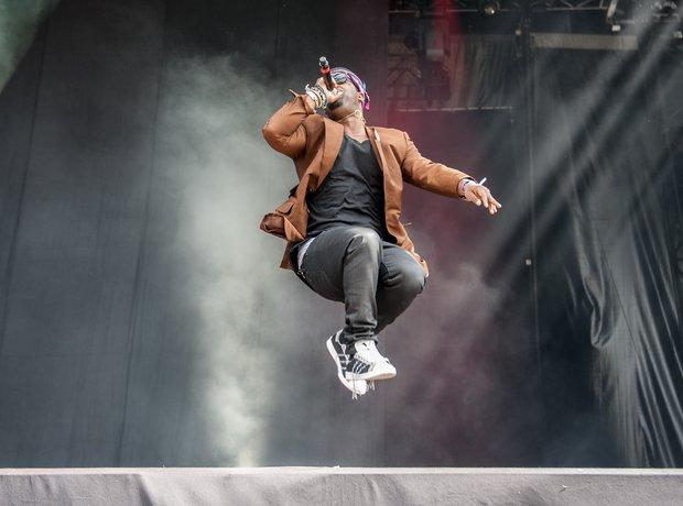 A$AP Ferg at Wireless Festival 2014 Birmingham