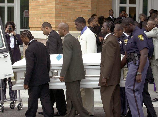 Left Eye In Casket Lisa left eye lopez funeral
