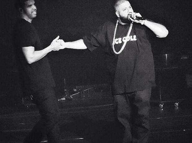 DJ Khaled Drake OVO Fest 2014