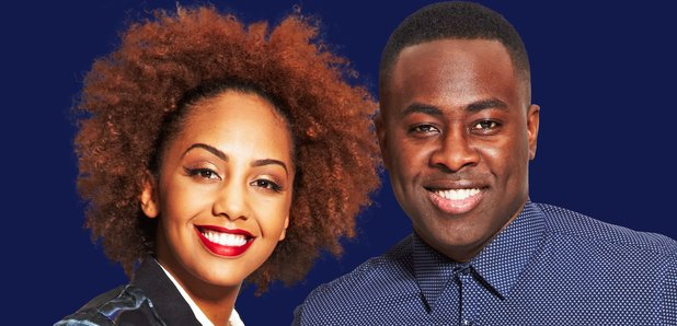 Capital XTRA DJ Kojo & Jade
