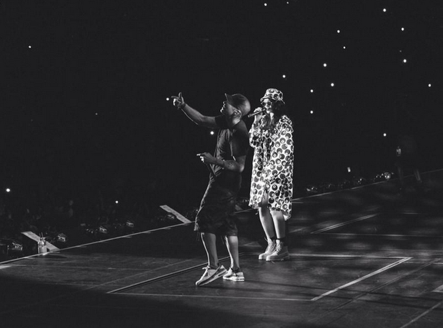 Rihanna Eminem Monster Tour