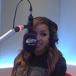 Tinashe on Capital XTRA