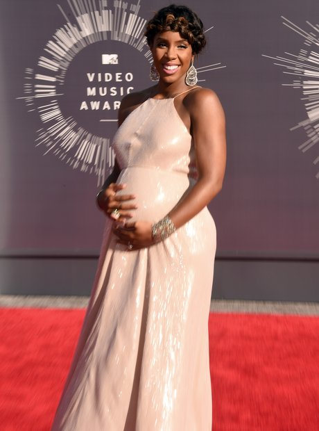 Kelly Rowland MTV VMAs 2014 Red Carpet