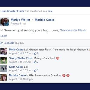 Grandmaster Flash Tweets