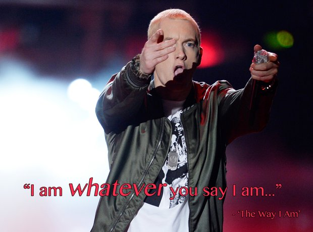 Eminem Lyrics