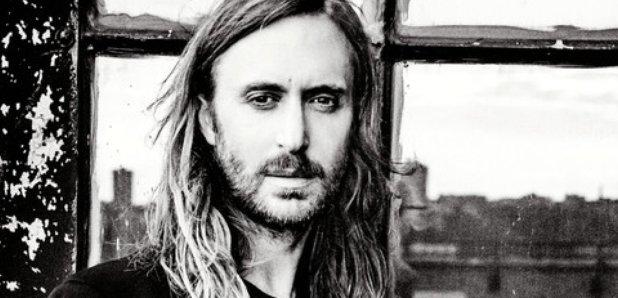 David Guetta Listen artwork