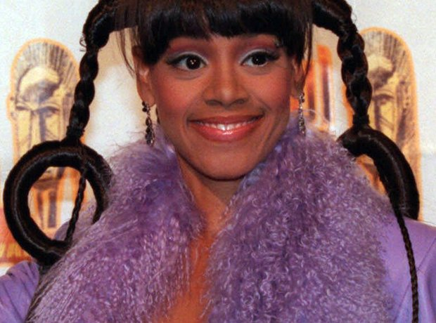 Lisa Left Eye Lopes of TLC