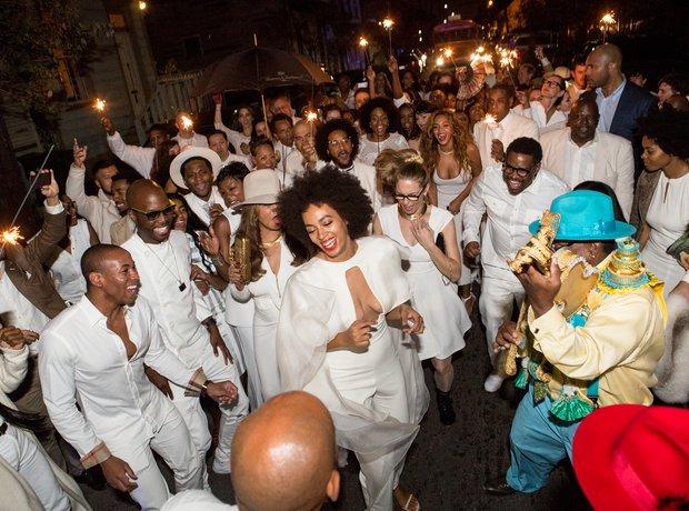 Beyonce' sisters wedding