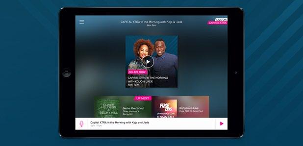 New Capital XTRA app