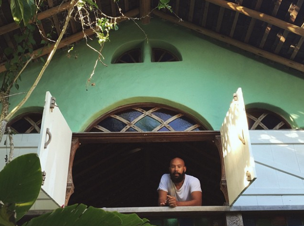Solange Knowles Honeymoon