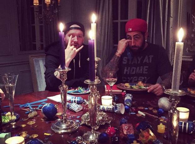 Drake Chanukah celebrations