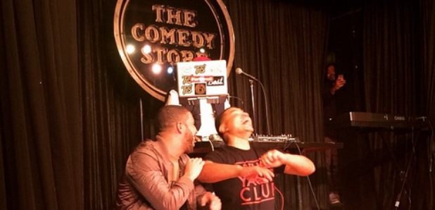 Drake at The Comedy Store