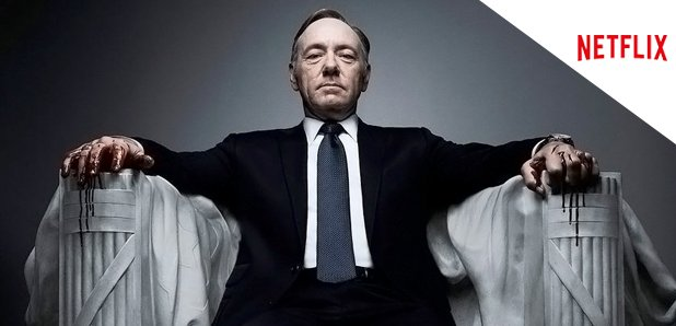 Netflix Logo - House Of Cards - 618x298