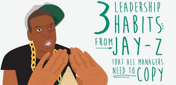 Jay Z Leadership Habits