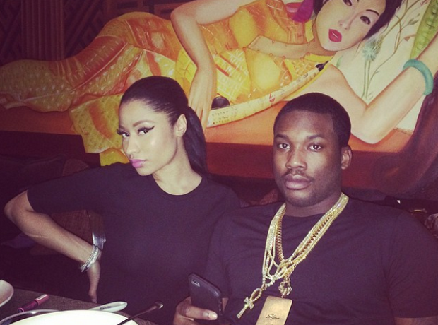 meek mill and nicki minaj still dating Nicki minaj regrets dating meek mill was seen wearing the diamond rings he had originally given minaj when they were still dating ago damn nicki.