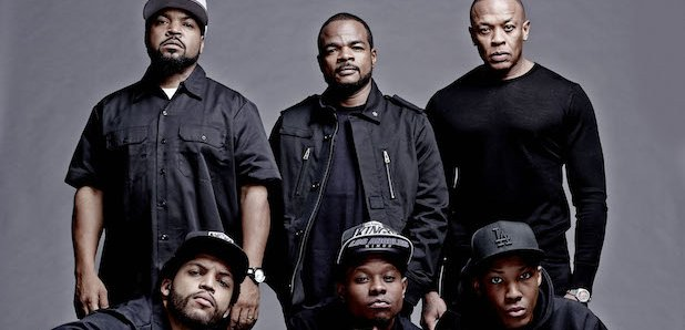 Straight Outta Compton Cast