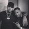 Image 1: Chris Brown and Nas Instagram