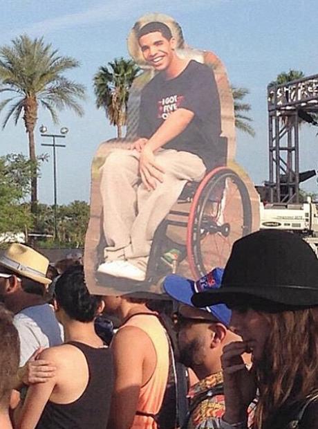 Drake Coachella 2015