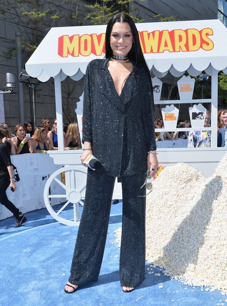 Jessie J MTV Movie Awards 2015