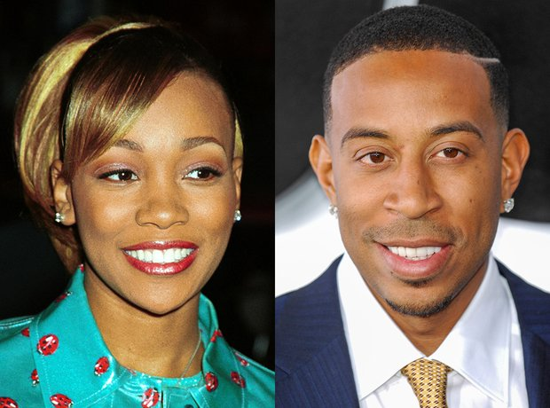 Monica and Ludacris