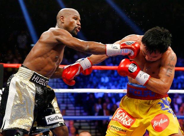 Floyd Mayweather vs. Manny Pacquiao